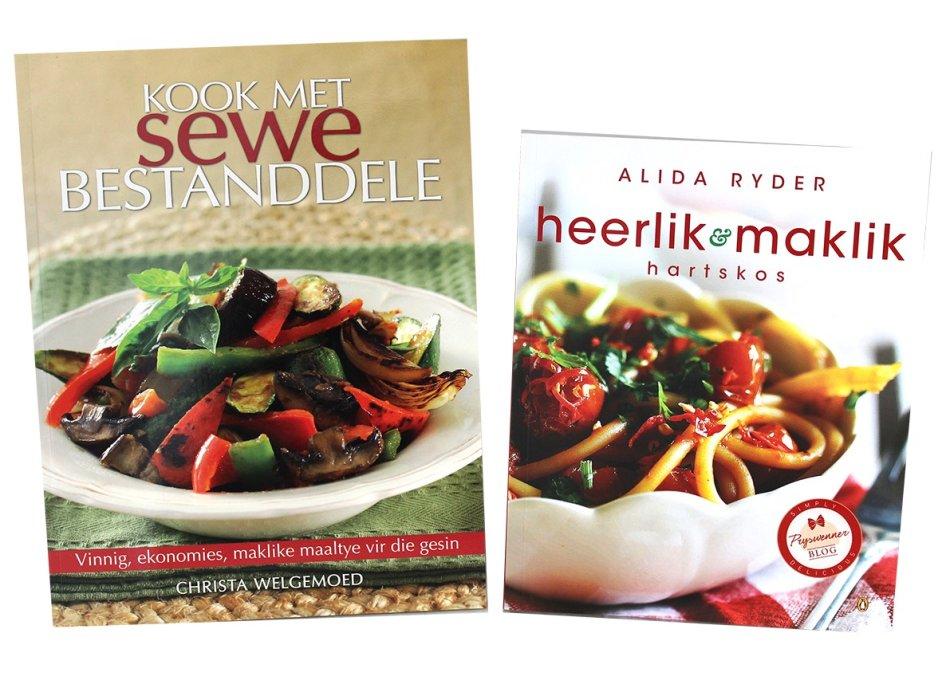 Vinnig, Maklik en Heerlik Cookbook Bundle