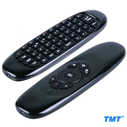 2.4Ghz Wireless Keyboard & Air Mouse