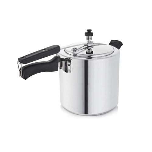 7L Aluminium Pressure Cooker and Inner Lid