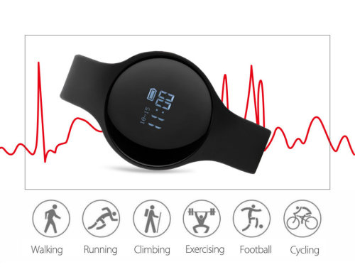 Bluetooth Smart Watch and Fitness Tracker