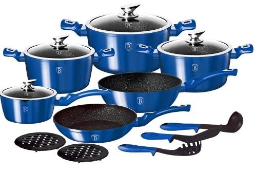 15 Piece Berlinger Haus Cookware Set