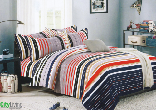 6 Piece Duvet Cover Set Economical Range