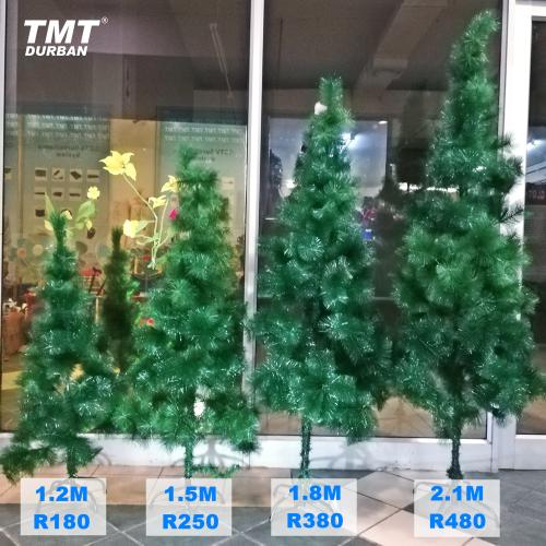 Artificial Pine Xmas Tree Various sizes
