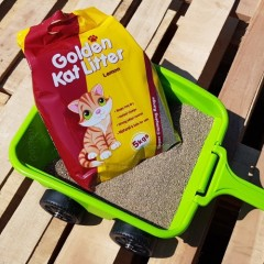 Golden Kat Litter 4 x 5kg