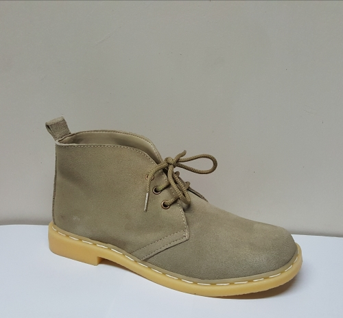 Satter Genuine Leather Ankle Boots