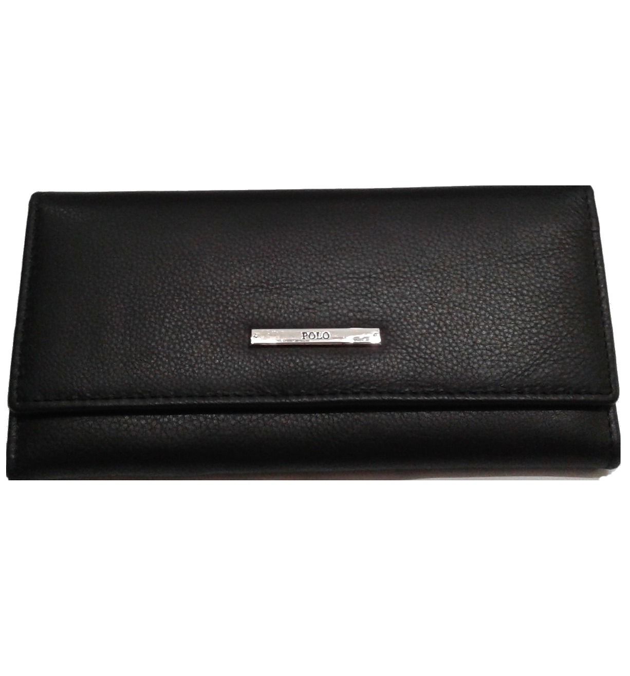 Ladies' Polo Nappa Leather Wallet