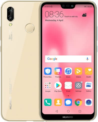 HUAWEI P20 Lite Glass Body - 4GB Ram I 64GB Rom