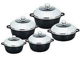 10 Piece Dessini Cookware Set