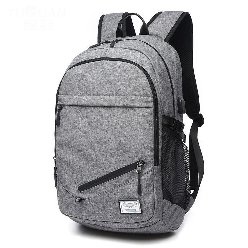 Waterproof Canvas Backpack