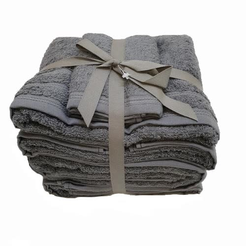 6 Towel Family Pack
