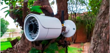 Wireless 3G Bullet Outdoor Camera