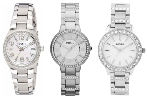 Fossil Ladies Watches 3 Options