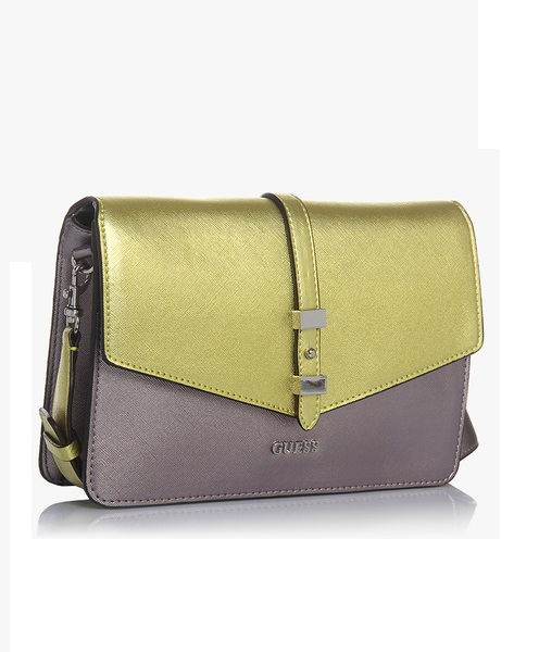 Ladies' Guess Gia Crossbody Flap