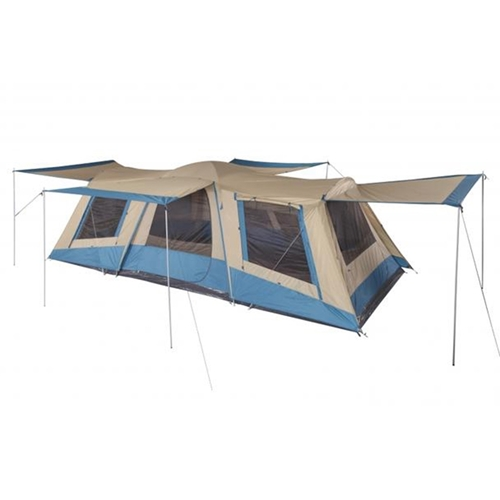 Oztrail Family 10 Tent 3 Rooms