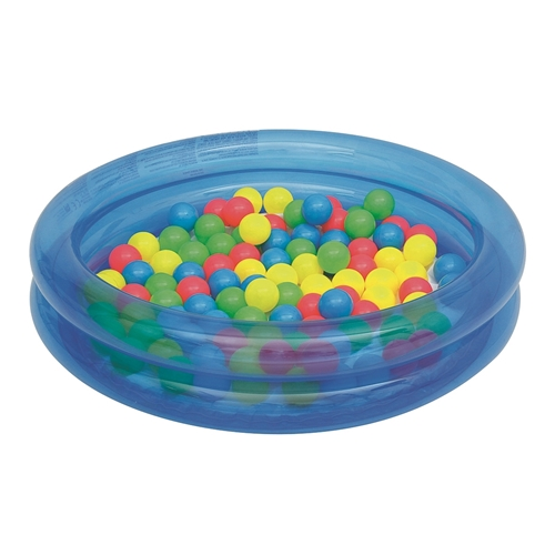 Bestway 2 Ring Pool with 50 Game Balls