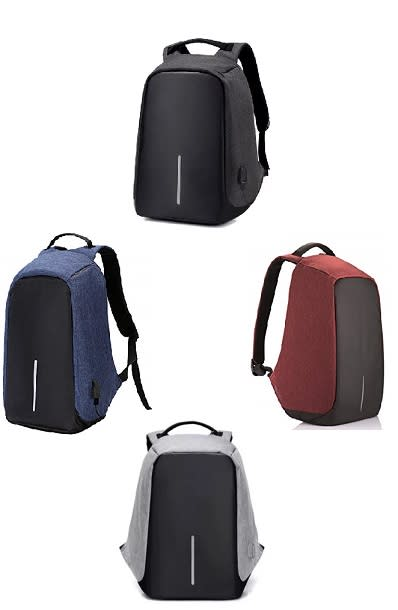 Anti Theft Laptop / Notebook Backpack Bag