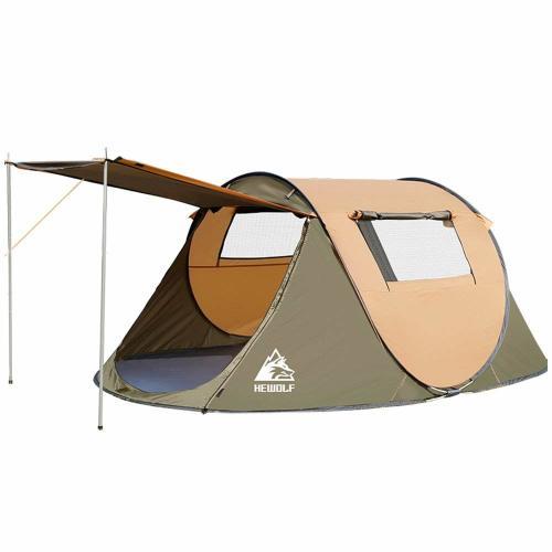 Hewolf Instant Tent (2-3 person)