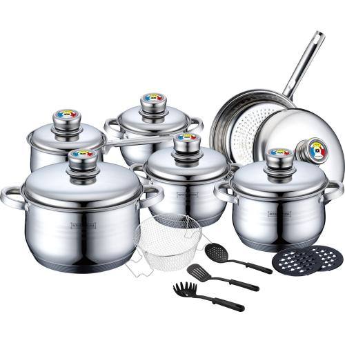 Royalty Line Cookware Set 18 Piece