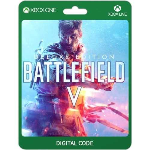 Battlefield V: Deluxe Edition (Xbox One)