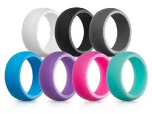 Unisex Silicone Rings