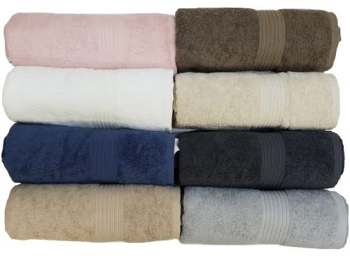 Glodina Luxury Soft Touch Bath Towels