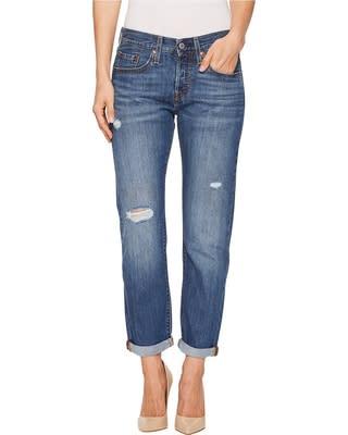 Original Levi's Ladies 501 Boyfriend Jeans