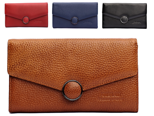 Ladies Genuine Leather Wallets
