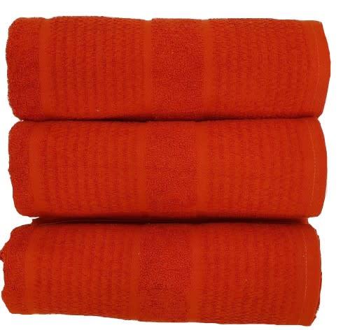 Glodina Pure Cotton Bath Towels
