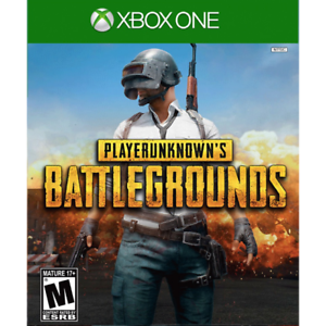 PUBG - Player Unknown Battlegrounds (Xbox One)