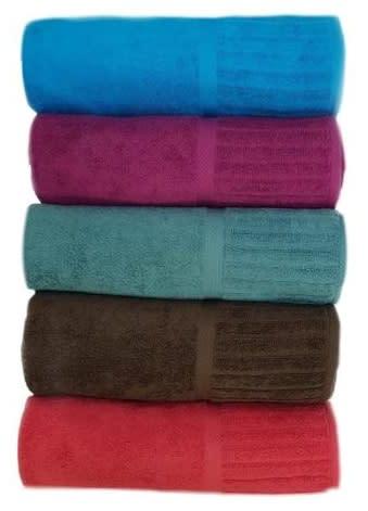 Colibri Pure Cotton Bath Towels