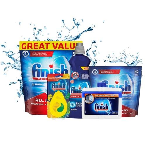 Finish Dishwashing Bundle