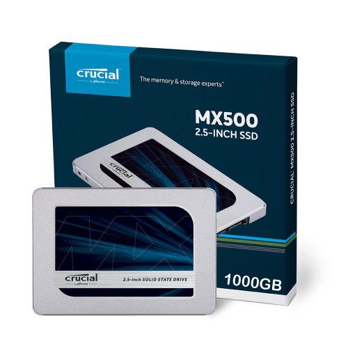 Crucial MX500 SSD (1TB)