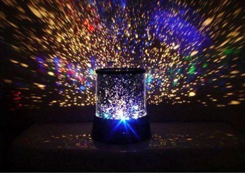 Romantic Star Master Starry Light Lighting