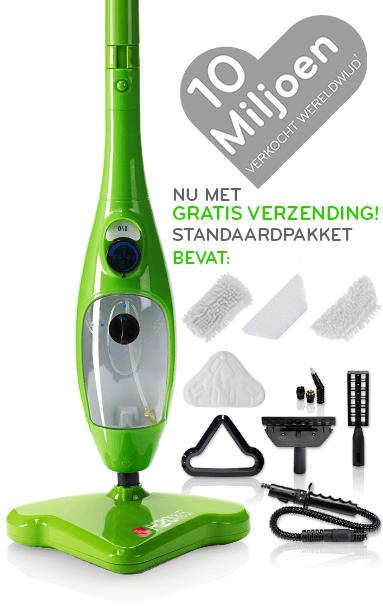H2O MOP X5 STEAM MOP 5 IN 1 STEAM CLEANER STEAMER