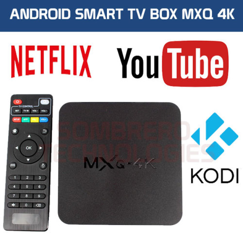 Android TV Boxes, Android 7.1 TV Box, Android Smart TV Box, Smart Android TV Box, Android MXQ TV Box