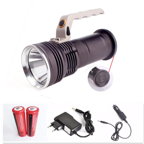 High Power Cree led Torch Rechargeable Flashlight