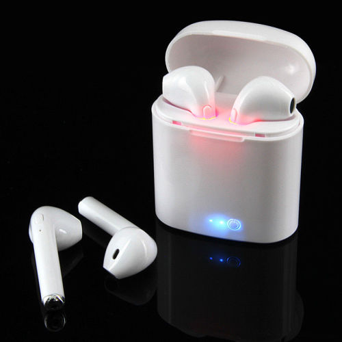 I7s TWS Wireless Bluetooth Stereo Airpods Earbuds Headphones for Iphone Android