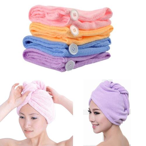 Hair Drying Towel/Hat/Cap