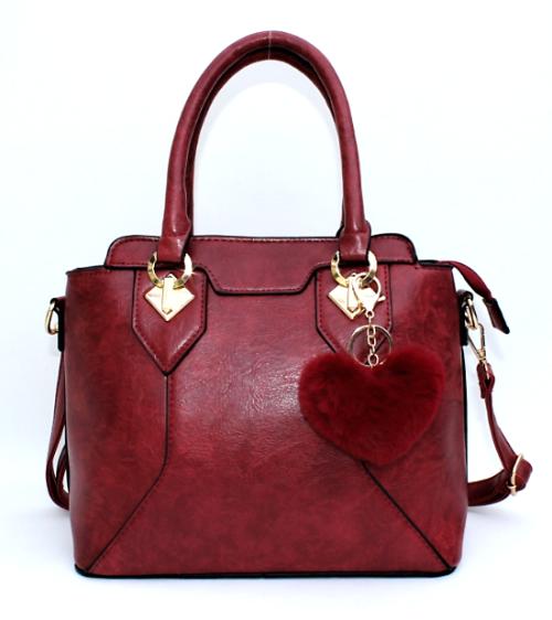 Bella Pu Tote Handbag