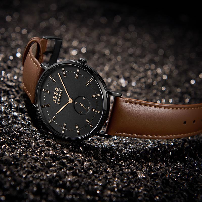 Retail: R3,999.00 JEEP Men's 40mm Spirit 3 HAND Desert Dune Bash Watch BRAND NEW