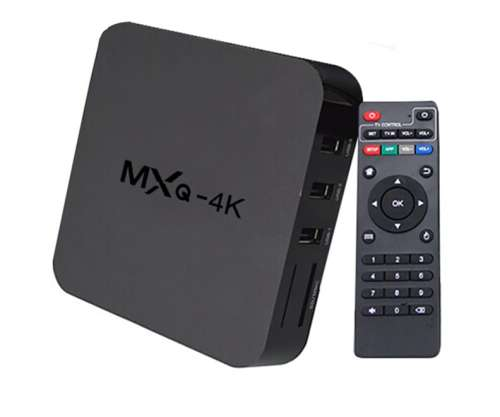 Rii Mini i8 Wireless + Android TV Box MXQ 4K Quad Core with Kodi 2GB+16GB