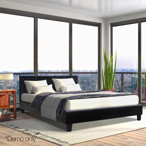 Sleigh Bed (Double / Queen)