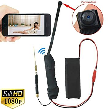 Mini 1080p HD Wifi spy Camera