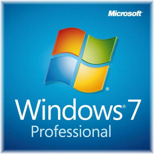 Windows 7 Professional (32/64Bit)