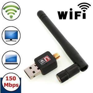 Wireless USB dongle 150Mbps USB WiFi Adapter