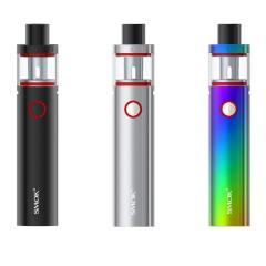 Smok Vape Pen Plus Starter Kit - 3000mAh Internal Battery - Smok Black