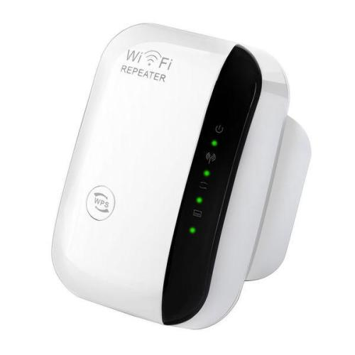 300Mbps Wireless-N Wi-Fi Signal Extender Booster Repeater