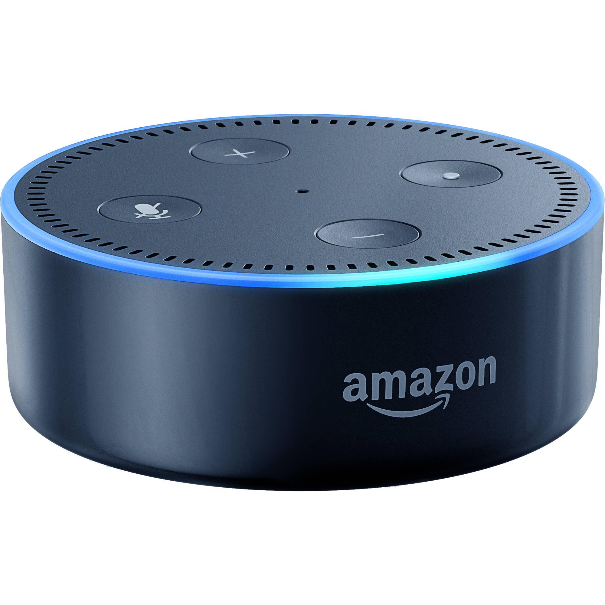 Amazon Echo Dot Gen2 - Smart Home Assistant feat. Alexa - Black