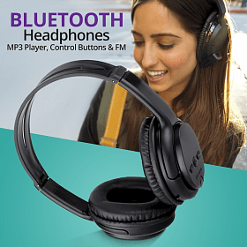 BAT Music 668 Wireless Bluetooth Headset