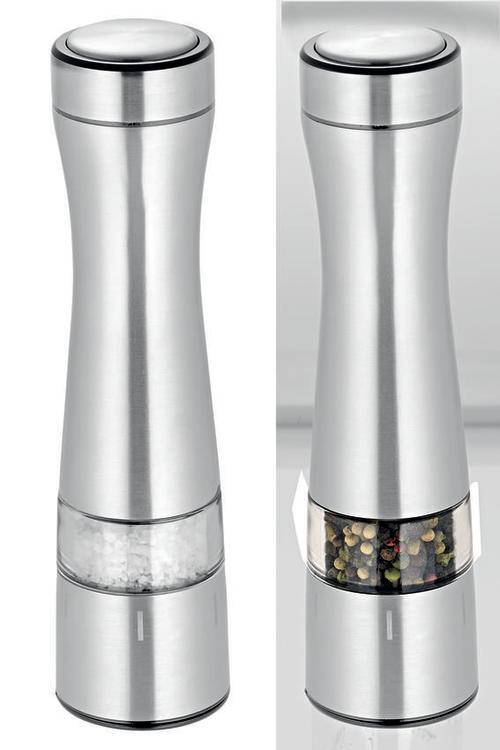 Avanti Electric Salt & Pepper Mill Set 22cm
